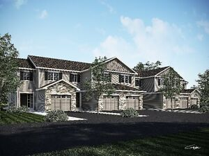 Townhomes overlooking Belvedere Golf Course