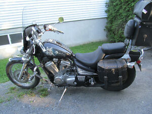 honda shadow vt 600 vlx 2002