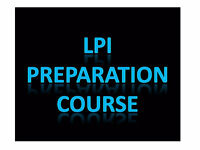 LPI preparation course-get full one-on-one attention
