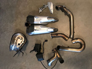 Ducati Panigale 1199 Stock Full Exhaust System