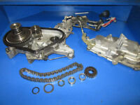 YAMAHA MOUTAIN MAX 700 REVERSE KIT COMPLETE WITH CHAINCASE USED