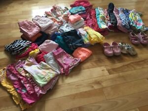 Girls Fall/Winter Clothing - Size 6-12 months