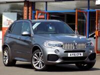 2016 16 BMW X5 3.0 XDRIVE40D M SPORT 5DR AUTO 7 SEATER DIESEL