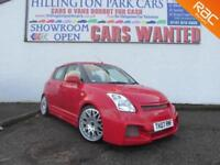 2007 Suzuki Swift 1.5 ( 101bhp ) GLX, EPIC SPEC