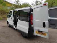 2013 Vauxhal Vivaro 2.0 CDTi SWB * Stunning Pro Camper Conversion * NO VAT