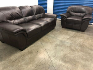 Couch & Chair SET  -  Delivery
