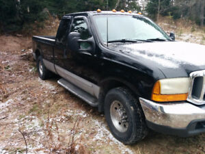 2000 Ford F-250 XLT 7.3 Diesel SuperCab (SOLD)