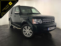 2013 LAND ROVER DISCOVERY GS SDV6 AUTO 7 SEATER 1 OWNER SERVICE HISTORY FINANCE