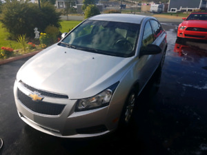 2011 Chevrolet Cruz LS