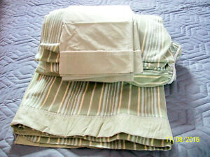 Double bed Flannel sheet set