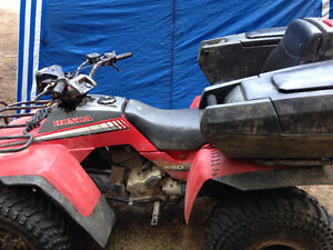 Used 1986 Honda Fourtrax 250