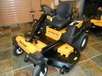 "2015 CUB CADET Z-FORCE SZ 60"" ZERO TURN STEER"