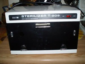 Hair Rollers  Nail / Hair Dryers /  Sterilizer Cabinet