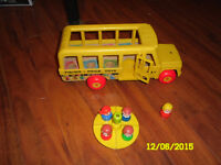 fisher price and other toys in lot or separately