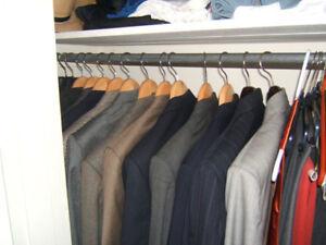 Ermenegildo Zegna Mens Designer Suit Jacket Blazer Harry Rosen