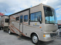 Fleetwood Bounder 35H Workhorse 340hp 2008