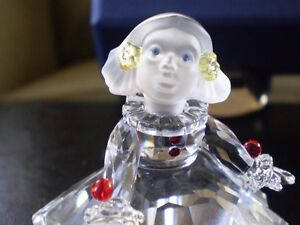 "Swarovski Crystal Figurine- "" Doll "" Kitchener / Waterloo Kitchener Area image 10"
