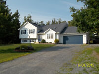 Family-Friendly Home on Quiet Dead-End Street in Quispamsis