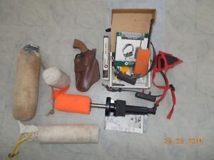 DOG training aids and gear