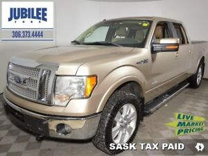 2011 Ford F-150 Lariat  - Leather Seats -  Bluetooth