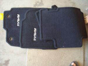 Toyota Rav4 OEM floor mats