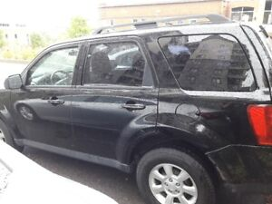 mazda tribute   traction  intégral  2010  85000 kl