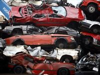 WE PAY TOP CASH FOR YOUR SCRAP CARS & USED CARS CALL 4166889875