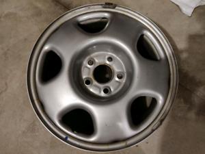 """17"""" Factory OEM steel wheel rims - 4 Rims"""