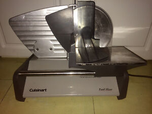 Cuisinart rotary slicer for meat and more
