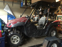 For Sale 2009 Rhino 700