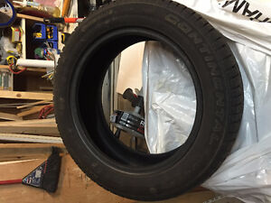 Continental Extreme Contact Snow Tires (set of 4) 185/55 R15 West Island Greater Montréal image 2