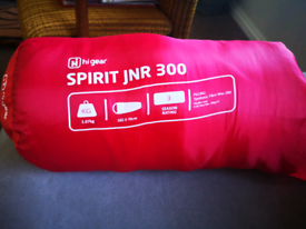 Junior sleeping bag