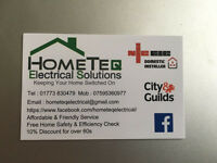 Hometeq Electrical solutions