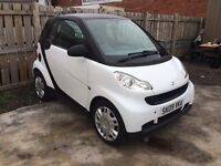 Smart Fortwo auto 09 reg 1 owner low mileage finance available