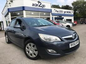 2010 Vauxhall ASTRA EXCLUSIV Manual Hatchback