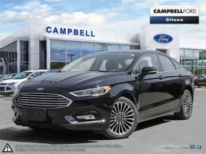 2017 Ford Fusion Titanium AWD-LOADED GREAT PRICE
