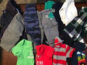 Baby boys size 6 months clothing- excellent condition