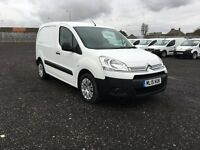 Citroen Berlingo 1.6 HDI MULTISPACE VTR 75HP (white) 2015
