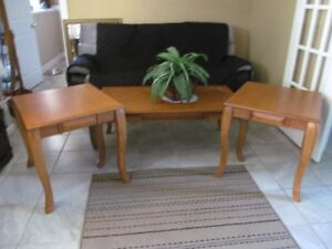 couch set and coffee table set