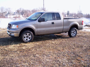 2004 Ford F150 Extended Cab 4x4