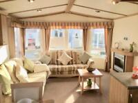 Stunning Luxury Caravan for sale on site, sea view pitches available, DG CH