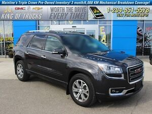 2015 GMC Acadia SLT1 | PST Paid | Sunroof | Nav  - Bluetooth -