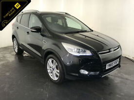 2015 65 FORD KUGA TITANIUM X TDCI DIESEL 1 OWNER SERVICE HISTORY FINANCE PX
