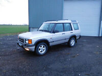 1999 Land Rover Discovery 2.5 Td5 GS (5 seat) ( 64000 Miles )