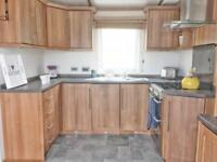 Save £12,768 2 Bed Static caravan DG CH 12 month sea view site in North East