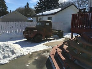 1947-49 Interanational KB 2 pick up