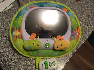 remote baby mirror for back or seat Kingston Kingston Area image 1