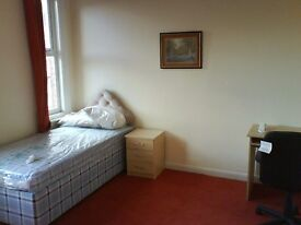 student accommodation in Gulson road, very near the city center.