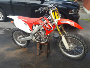 2012 crf250r