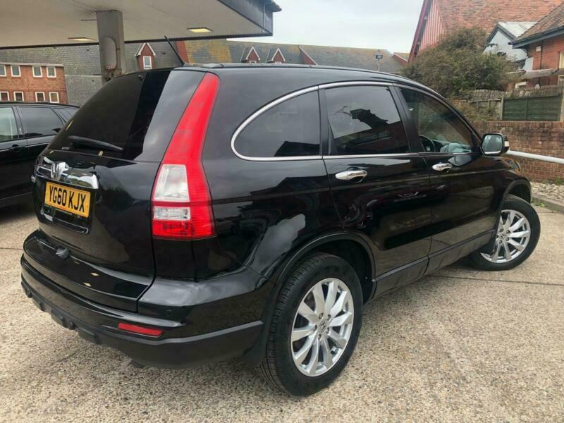 2010 Honda CR-V 2.2 i-DTEC ES-T 5dr Estate Diesel Manual